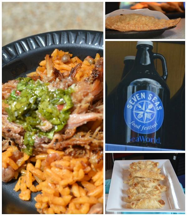 SeaWorld Orlando Seven Seas Food Festival