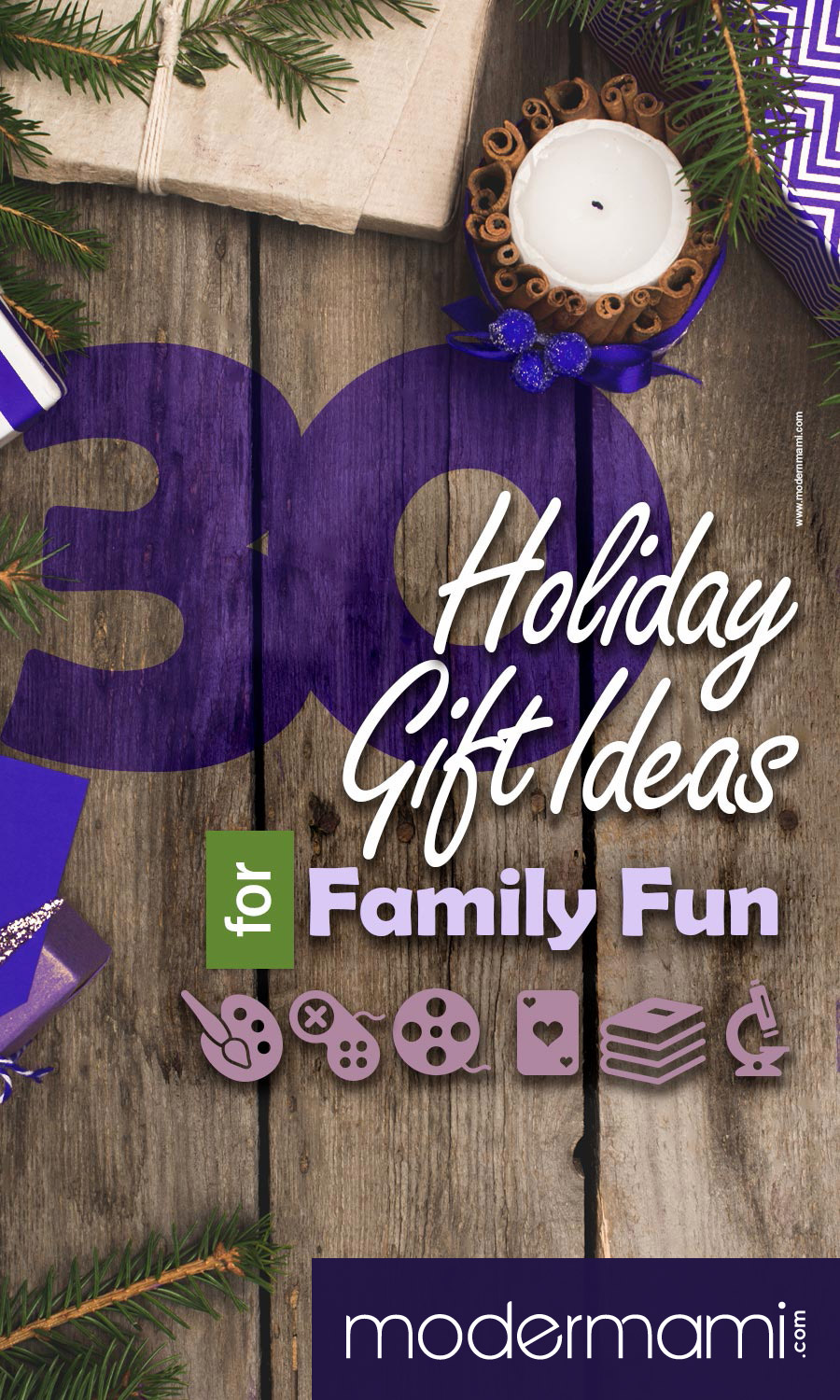 Holiday Gift Ideas for Family Fun