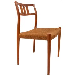 String Chair Seat Metal Side Modern Mobler