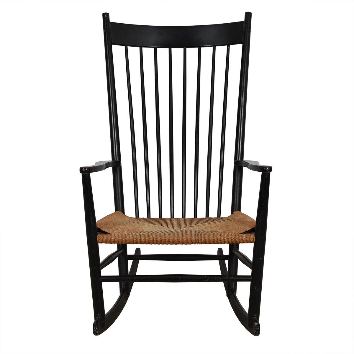 hans wegner rocking chair x rocker cables for game chairs modern mobler