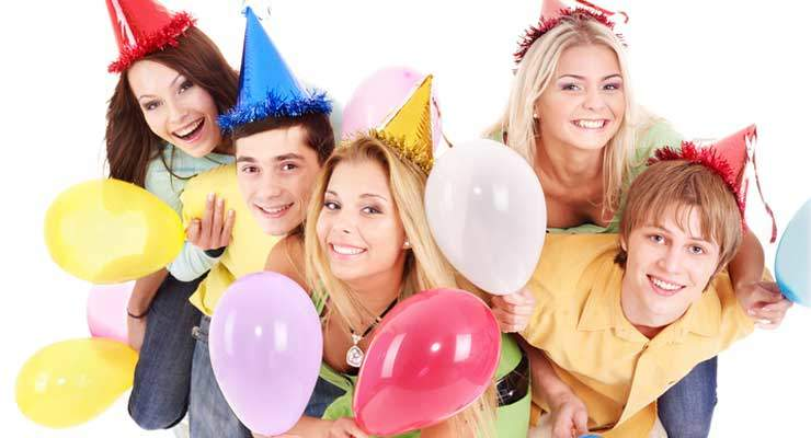 Birthday Party Ideas for a 14-Year-Old Boy
