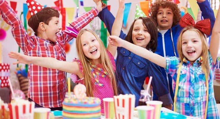 Birthday Party Ideas For 9-Year-Old Boys