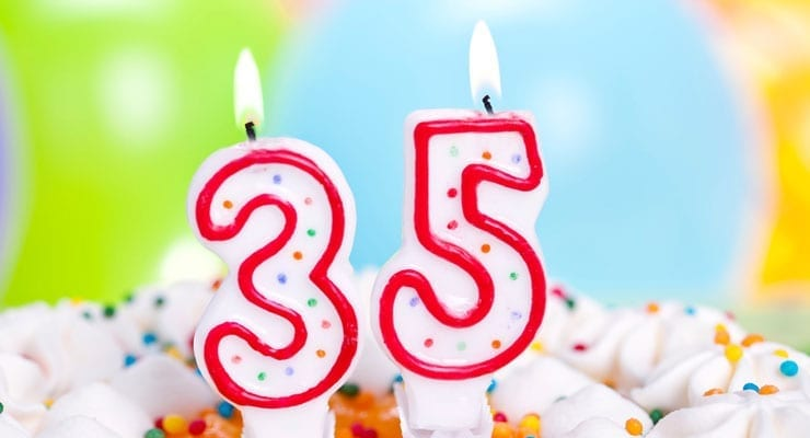 Cool Ideas for a 35th Birthday Party