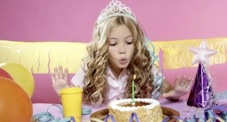 $50K For A Three-Year-Old's Birthday Party!?