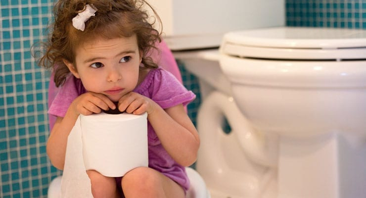 Toddlers With Chronic Diarrhea