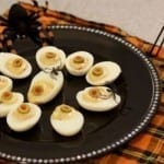 Halloween Recipes: Deviled Eyeballs (Eggs)