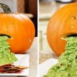 Spooky and Creepy Guacamole