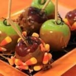 Deliciously Dipped Caramel Apples