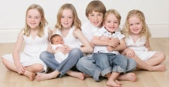 Six Reasons to Have Six Kids