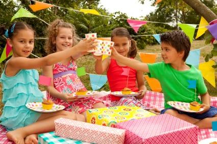 Age 10 Birthday Party Ideas