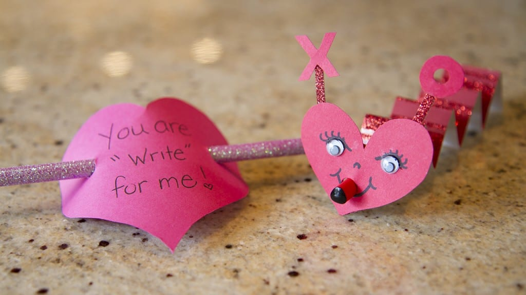 homemade valentines cards for school - Homemade Valentine Cards For Kids