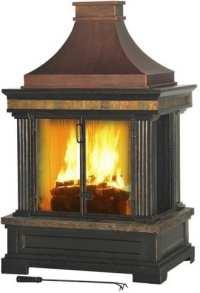 Sunjoy Industries Recalls Outdoor Wood Burning Fireplaces ...