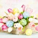 How to Make Easter Flower Arrangements