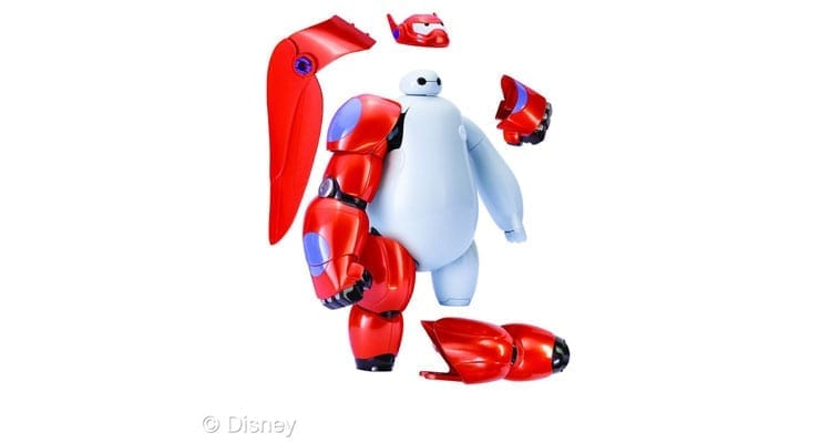 Armor Up Baymax