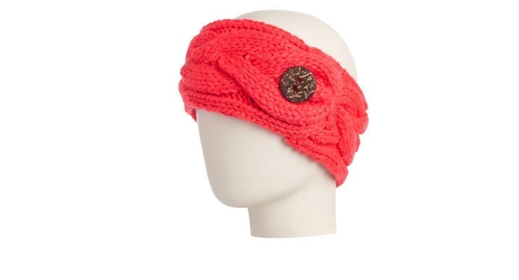 Roxy Womens Winter Happiness Headband