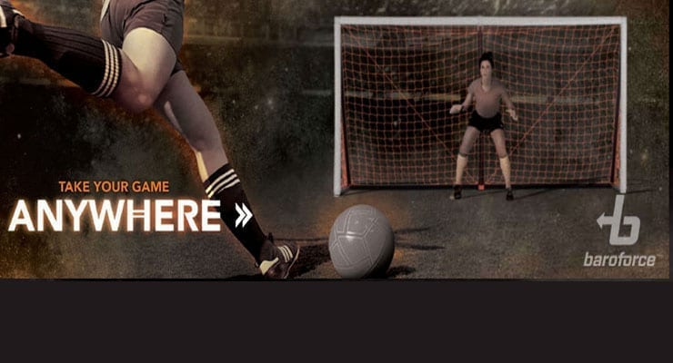 Goalrilla GAMEMAKER Soccer Goal