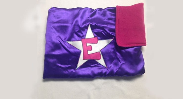 Superfly Kids SuperHero Blanket