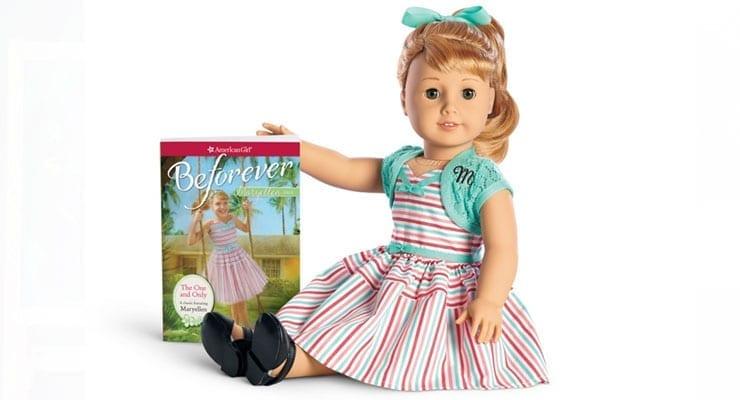Win The New American Girl Doll MaryEllen ModernMom