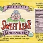 Recall: Sweet Leaf Tea Beverages Due To Possible Glass Fragments