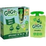 GoGo SqueeZ Recall on Applesauce Pouches