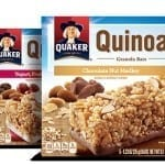 Quaker Oats Recalls Granola Bars