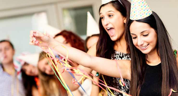 Birthday Party Ideas for 14-Year-Olds