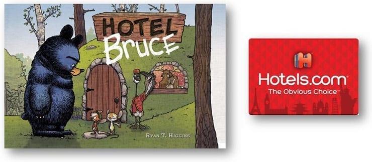 Hotel Bruce + $100 Hotels.com Gift Card Giveaway – ModernMom