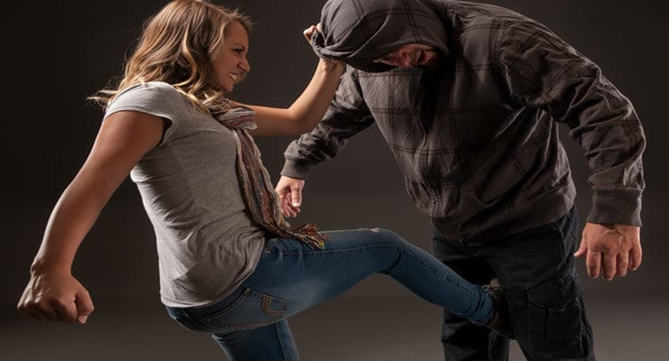 Why Your Daughter Needs A Self-Defense Class