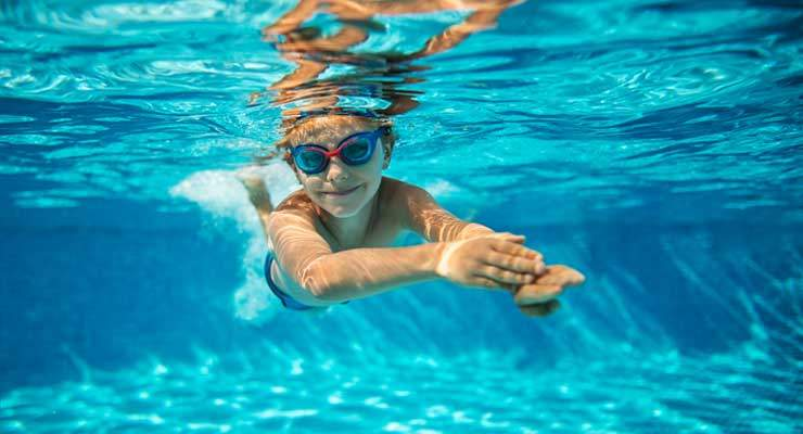 How Do Children Overcome a Fear of Water?