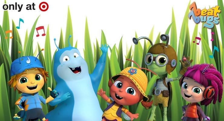 Beat Bugs $100 Target Gift Card Giveaway