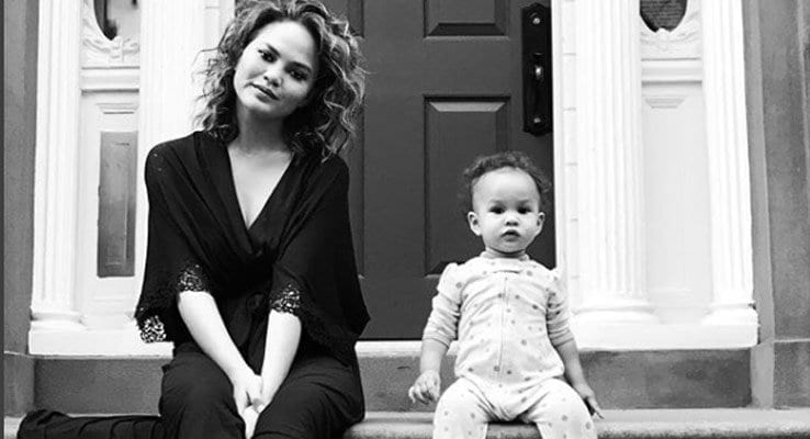 The Internet Won't Leave Chrissy Teigen Alone