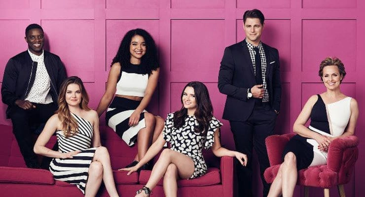 The Bold Type on Free Form, Inspiring Futures for Girls Everywhere