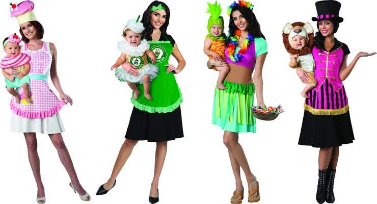 Adorable Halloween Matching Costumes for Mom and Baby GIVEAWAY