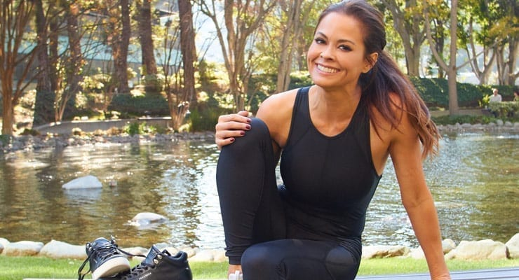Brooke Burke's Five Reasons To Work Out