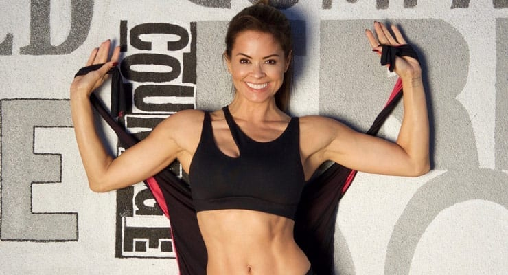 Get Fit Anytime, Anywhere With Brooke Burke's New App