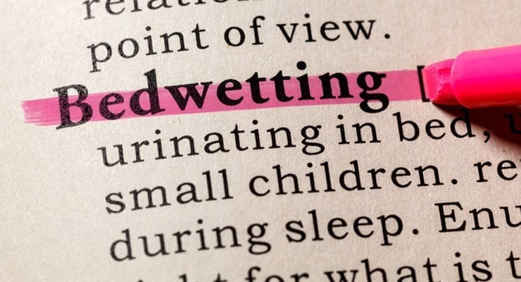 Stop Child Bedwetting