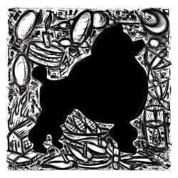 "David Flury ""64"" Modern Multiples Poodle Tribute"