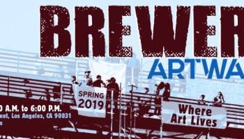 LA Brewery Artwalk: Oct 22 & 23, 11AM-6PM – Modern Multiples