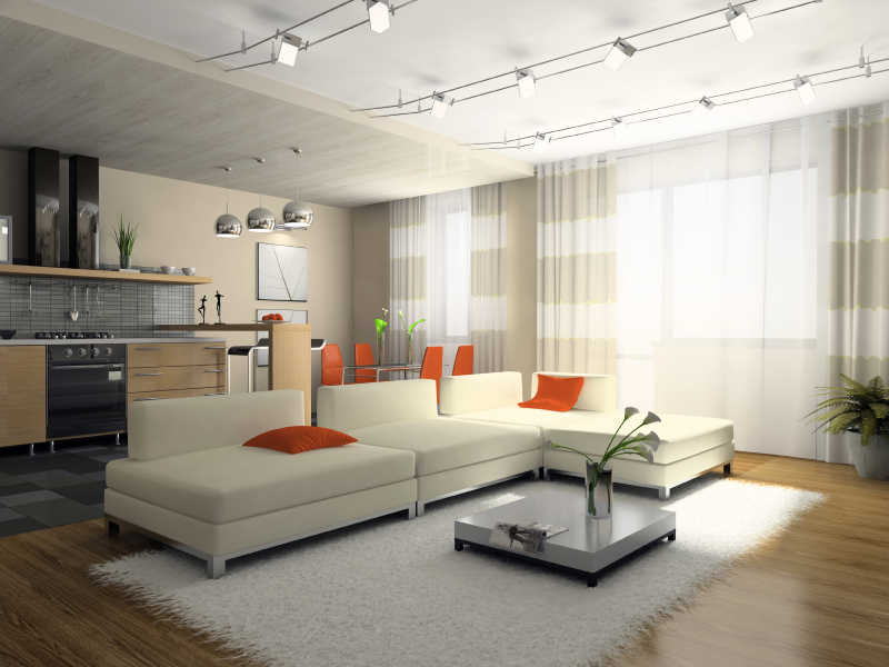 Modern Living  Modern Homes Decor Furniture and Lifestyles
