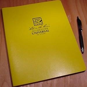 Rite in the Rain 374-mx maxi field flex notebook