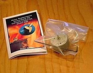 EcoFan Motor Replacement Kit : 806