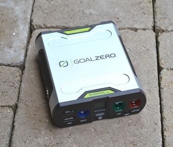 Goal Zero Sherpa 50 battery