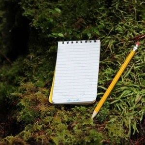rite in the rain 1735 : Pocket Outdoor Journal