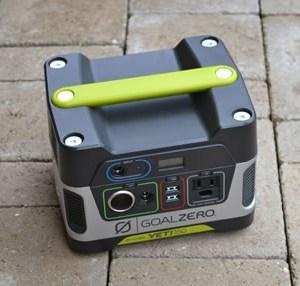 Goal Zero Yeti 150 Solar Battery