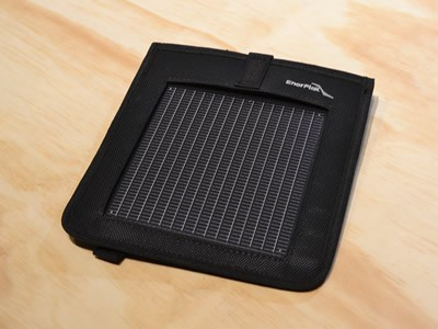 Kickr I flexible CIGS solar panel
