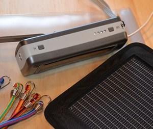 Kickr IV Dynamo portable power set