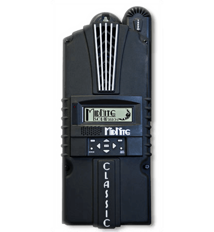 midnite classic 150 mppt solar charge controller