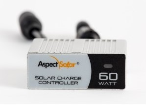 aspect solar scc-60 charge controller