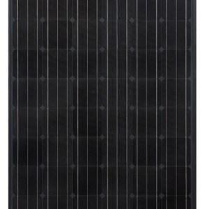 hanwha black solar module