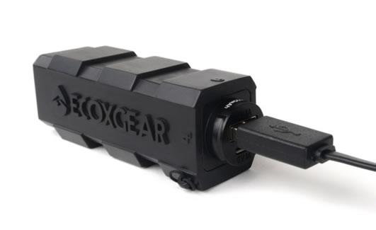 ecoxgear ecocharge rugged USB battery